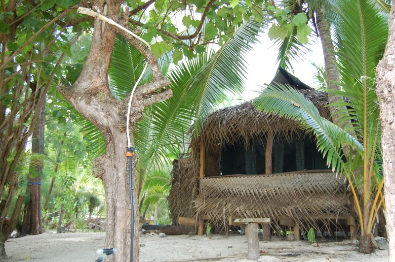 Matriki Reef Hut