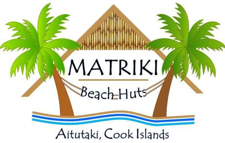 Matriki beach huts aitutaki cook islands vacation spot